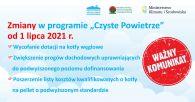 Zmiany w programie Czyste Powietrze od 1 lipca 2021.jpg